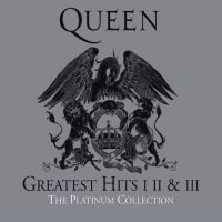 Cover Queen - The Platinum Collection - Greatest Hits I, II & III [2011 Remastered]